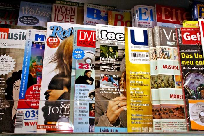 Find Profitable Niches with Magazines
