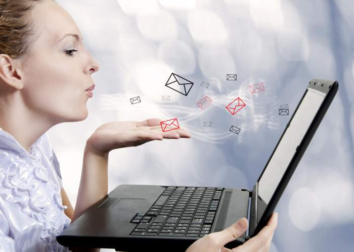 Emailing Prospects