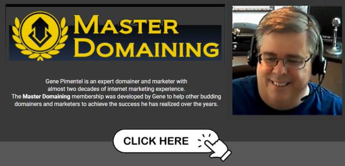 Master Domaining Course