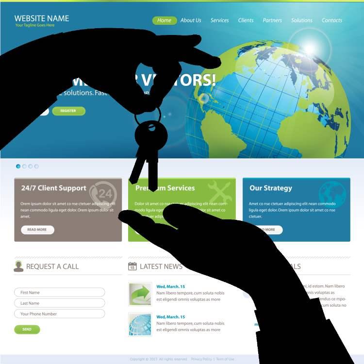 Rank and Rent Websites